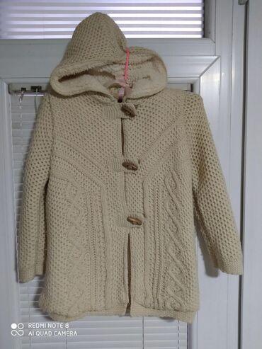 Zara 134 jakna-džemper Toplo, prelepo