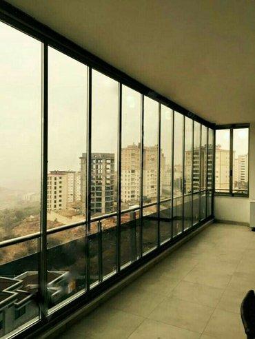Cam balkon dus kabin sifaris vere bilersiz  elave pvc ne aid isler gor in Bakı - photo 5