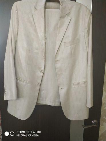 Мужской костюм размер 46-48, покупали на в Бишкек