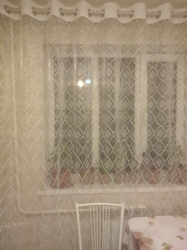 Новую штору (тюль)высота 2.53 шир.2.90 .Произ.Турция цвет Белый