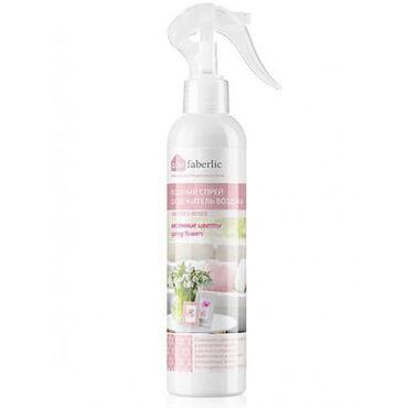 Faberlic Освежитель воздуха Весенние цветы водный спрей 250 млВодный