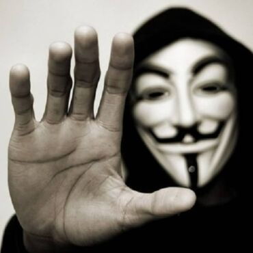 Автозапчасти и аксессуары - Бишкек: МаскаГая Фокса(англ.Guy Fawkes mask), также известна какМаска
