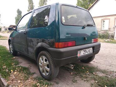 Fiat - Кыргызстан: Fiat Cinquecento 0.9 л. 1993 | 160000 км