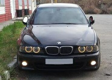 bmw-525 в Кыргызстан: BMW 525 2000