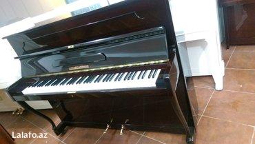 Bakı şəhərində Alexander herrmann piano satılır. Royal seslenmesine sahib, güclü
