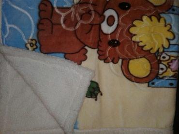 Продаётся новый детский тёплый плед 400 в Бишкек