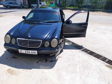 Mercedes-Benz 270 2.7 л. 1999