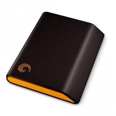 жесткие диски hdd для непрерывного доступа корпоративные в Кыргызстан: Жесткий диск 160GB - внешний HDD Seagate FreeAgent Go