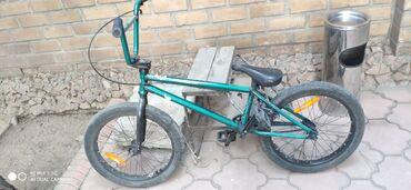 Продаю велосипед BMX катался всего полгола. Продаю по ненадобности. Об