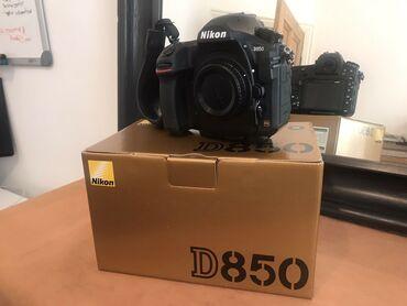 Nikon-D850-Digital-Camera За дополнительной информацией