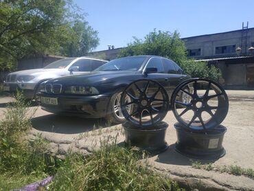 диски r19 в Кыргызстан: Продаю диски с шинами R19 состояние отличное, ровные не вареные, не к
