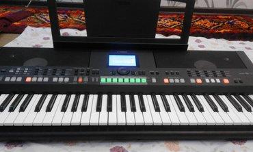 Синтезатор yamaha psr s 650 в Бишкек