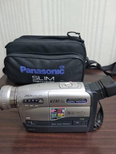 МЕНЯЮ НА ВЕЛОСИПЕД! Видео камера! Состояние новое! Panasonic! в Бишкек