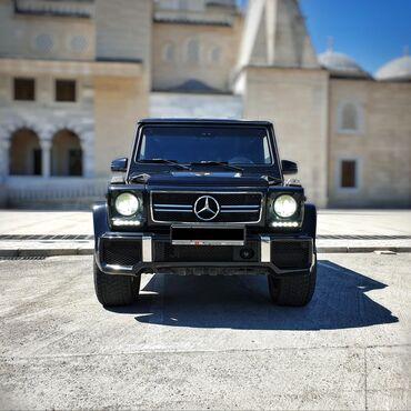 Mercedes-Benz G 500 5 л. 2000