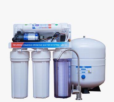 Замена каттриджей для воды по Кыргызстану. Замена фильтров для воды