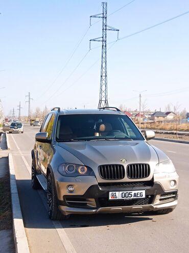 audi coupe 28 e в Кыргызстан: BMW X5 4.8 л. 2008