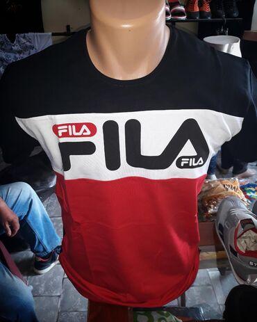 Cena Fila majice 1000rsd. Dostupne veličine od S do XXL. Slanje