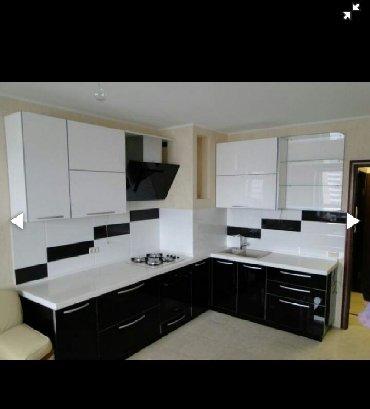 доставка кухонной мебели в Кыргызстан: Кухонный мебел на заказ от 10 тыс с пог/м раковина сушка в подарок