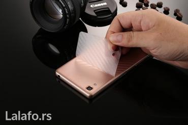 Samsung i9195 galaxy s4 mini - Srbija: Extra povoljno nove providne karbon folije za ledja mobilnih