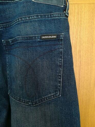Kişi Geyimləri - Azərbaycan: Calvin Klein джинсы мужские продаю, куплено в Дубае, бесплатная доста