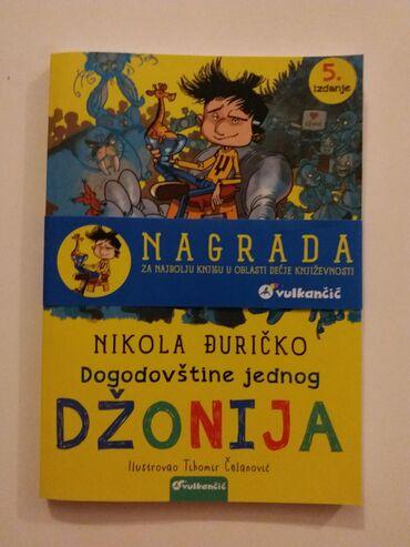 Knjige, časopisi, CD i DVD | Obrenovac: Dugodovštine jednog DžonijaIzdavač: VulkančićAutor: Nikola