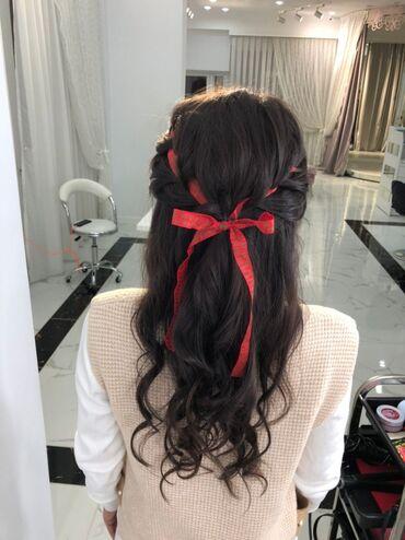 услуги визажа в Кыргызстан: Парикмахер   Стрижки, Укладка, Другие услуги парикмахеров