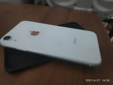 Продается Iphone XR, 128 gb, Белый.    Состояние идельное,ни царапин