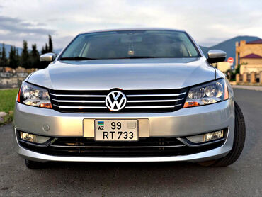 Volkswagen Azərbaycanda: Volkswagen Passat 1.8 l. 2013 | 102000 km