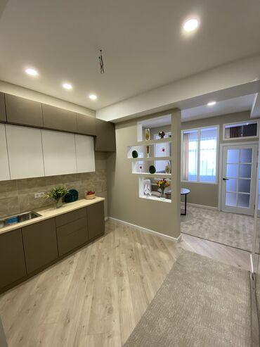 клубные дома в бишкеке в Кыргызстан: Продается квартира: Индивидуалка, Кара Жыгач, 1 комната, 32 кв. м