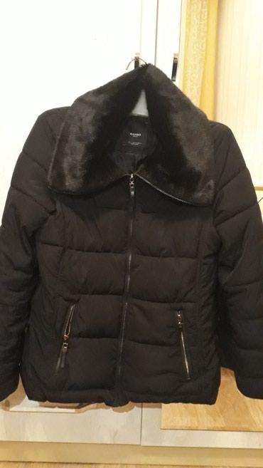 Женская зимняя куртка Mango. 46 размер(М).  в Бишкек