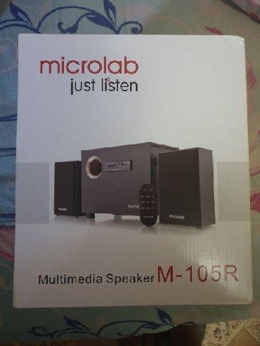 Колонка Microlab M-105 R в Бишкек