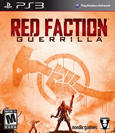 Red faction guerrilla ps3 в Bakı