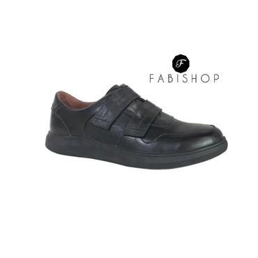 Ботинки - Кок-Ой: Мужская обувь на липучках