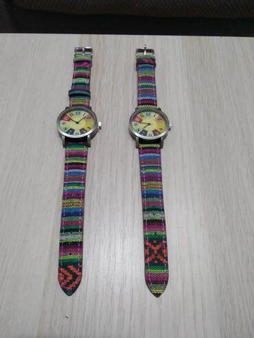 Postavljen duks tanja jakna broj a - Srbija: Nov prelep ručni sat, u paru. Kombinacija tkanje/eko kože. Cena jednog