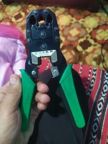 серверы 02 в Кыргызстан: Электромаж кримпи резки кабел