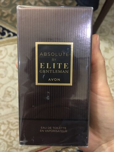 avon elite gentleman weekend в Кыргызстан: Elite Genltemen Absolute от Avon, 50 мл.Можно забрать в районе