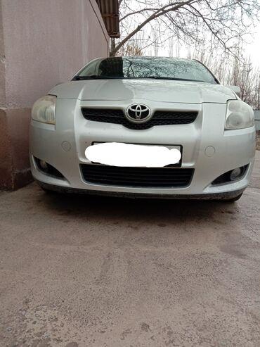 Toyota Auris 1.6 л. 2007 | 157000 км