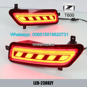 Zotye T600 LED running Bumper Turn Signal Brake Lights  Model in Malangawa