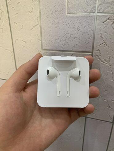 Продам наушники EarPods от iPhone 11 Pro Max,в наличии 6 штук,новые,ОШ