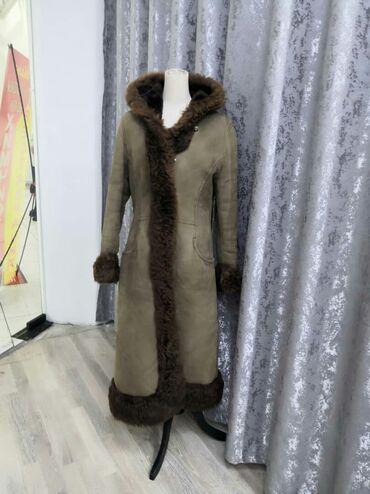 svjazi s vyezdom в Кыргызстан: Дубленка новая . Натуральная овчина. Очень теплая. На сильные холода и