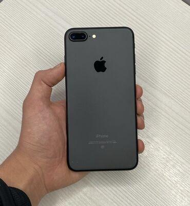 iphone 7 купить бу в Кыргызстан: Б/У iPhone 7 Plus 128 ГБ Черный