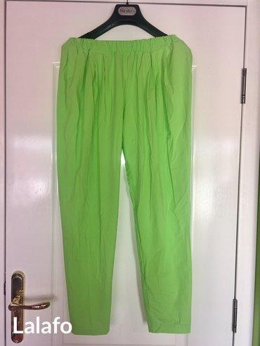 Pantalone sa - Srbija: Pantalone sa elastinom nove