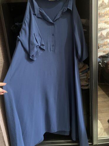 Платье Свободного кроя Adl 7XL