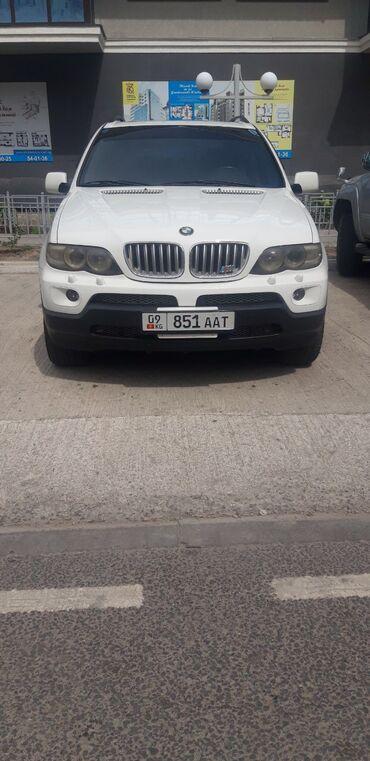 BMW X5 M 4.4 л. 2005 | 2500000 км