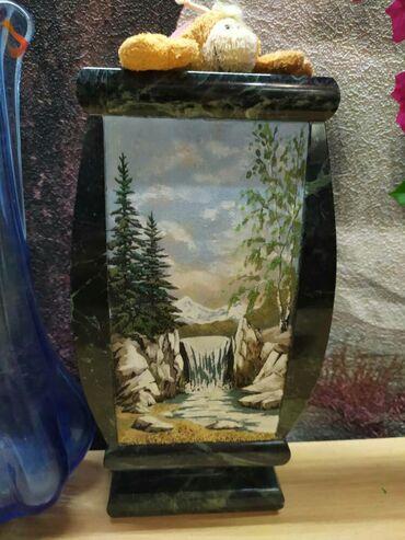 Каменные вазы Мраморные вазы Продаю вазы стеклянные Желтая ваза