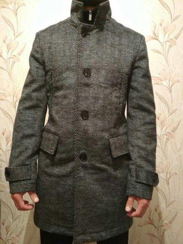 Новый. Пальто муж.одета один раз. качество 👍 в Бишкек