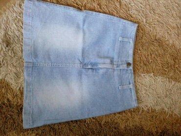 Mini suknja broj 34 sa likrom - Vrbas