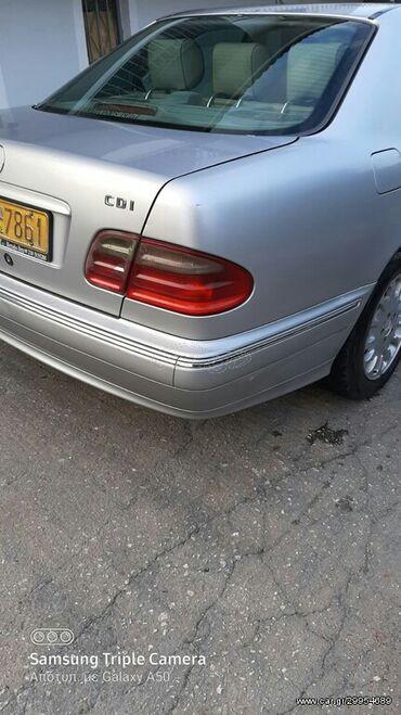 Mercedes-Benz E 220 2.2 l. 2001 | 483000 km