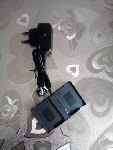 batareyanı - Azərbaycan: Blackberry batareyalari ucun adapter. Bir vaxtda 2 eded batareyani