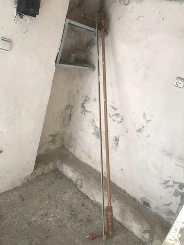 Bakı şəhərində Karniz 2 metrelik